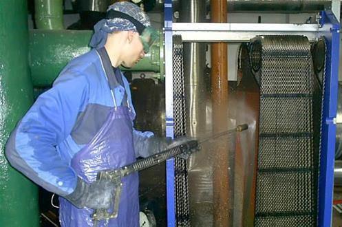 Смета промывка пластинчатых теплообменников Паяный теплообменник Alfa Laval CB110AQ-38H Новый Уренгой